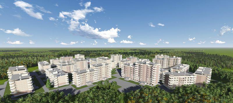 whco.ru малоэтажная квартальная жилая застройка 6-9 этажей