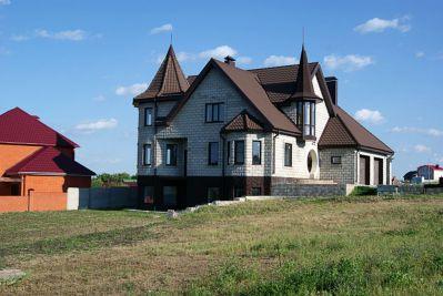 жилой дом из пазогребневых блоков БИТЭК